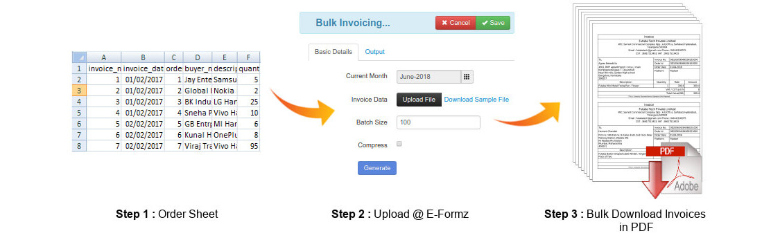 Intro to E-Formz, the export import software for Export Documentation