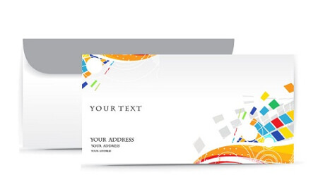Customized Envelope