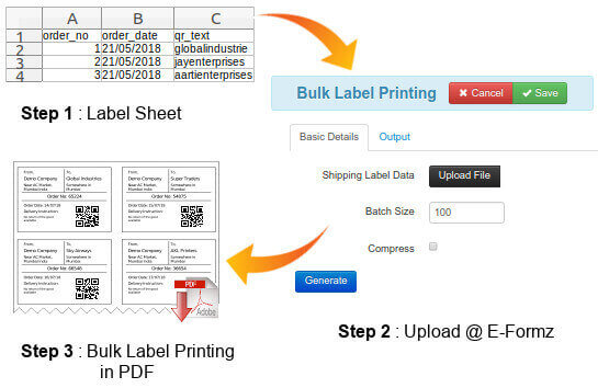 Bulk Label Printing Software