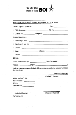 how to fill corporation bank form