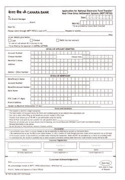 yes bank new rtgs form pdf editable